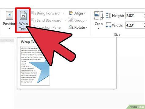 testo di immagine come disporre il testo rispetto a un immagine in word