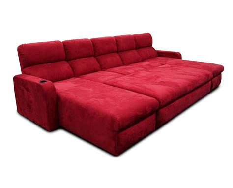 home theater sofa bed loungers chaises fortress seating