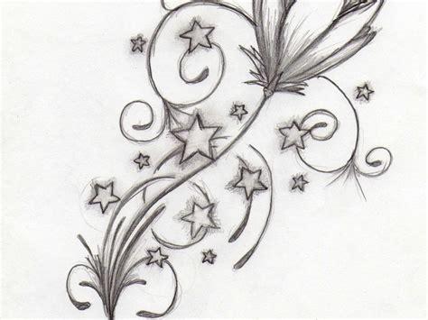 tattoo flower templates flower tattoo sleeve stencils
