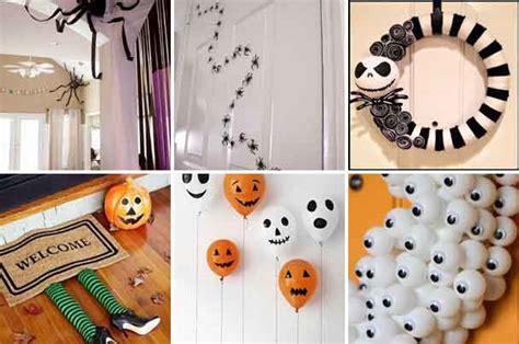 ideas para decorar en halloween 2017 im 225 genes con ideas para decorar la casa en halloween