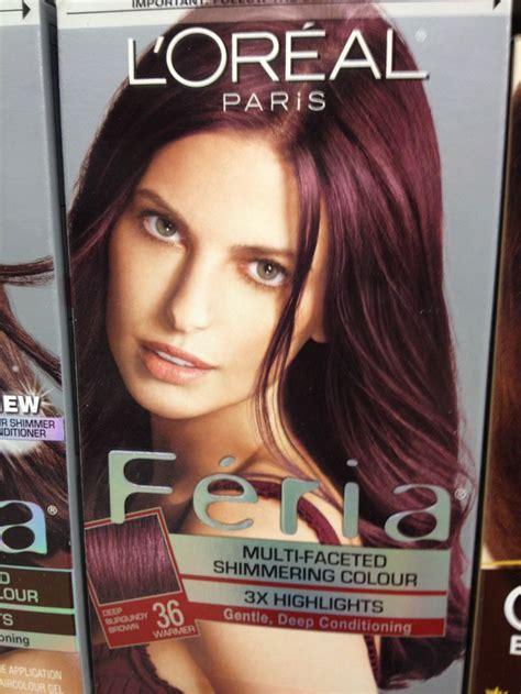 deep burgundy brown hair color 36 deep burgundy brown dyed hair pinterest brown