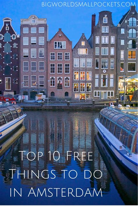 Best Mba Programs In Amsterdam by Things To Do In Amsterdam