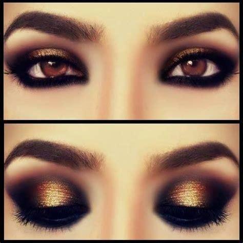 imagenes sorprendentes de ojos fotos de maquillaje de ojos ahumado