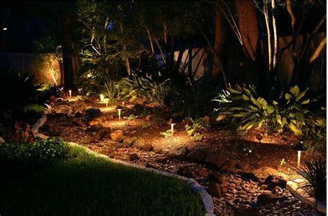 rock garden lights gallery landscaping photos madisonville aesthetic