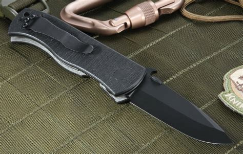 cqc 7 knife emerson cqc 7 bt tactical folding knife knifeart