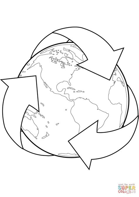 Recycling Coloring Pages Az Coloring Pages Recycle Coloring Pages