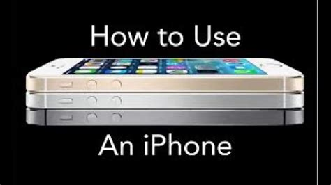 how to use iphone 5s how to use iphone 5s learn how to use iphone 5s