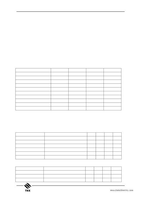 Thx203h 1 thx203h hoja de datos datasheet pdf switching power