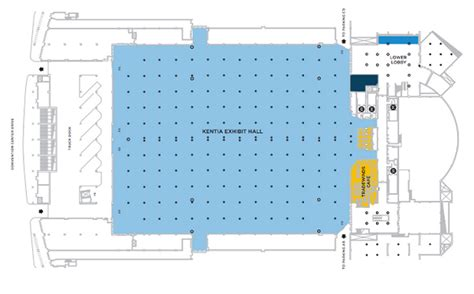 los angeles convention center floor plan floor plans los angeles convention center