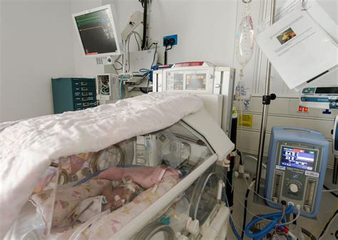 Working Conditions Of A Neonatal by There Were More Wires Than Him The Potential For