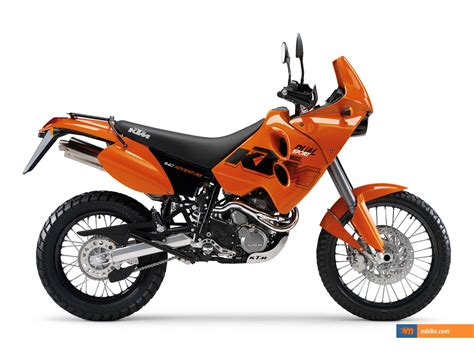 Ktm Lc 4 2007 Ktm 640 Lc4 Adventure Wallpaper Mbike