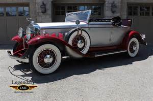 1931 Cadillac Roadster For Sale 1931 Cadillac 355a For Sale