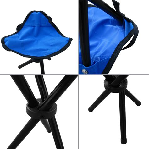 Folding Travel Stool by Folding Portable Travel Chair Stool For Outdoor Cing