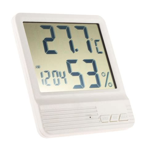 Center Humidity Temperature Meter 317 high accuracy lcd digital thermometer hygrometer