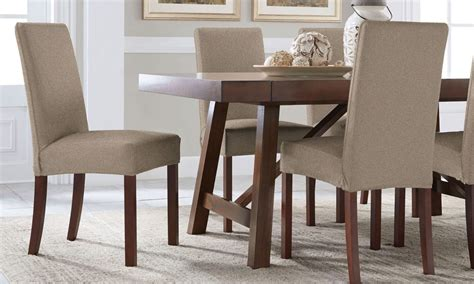 How To Select Seat Covers For Dining Chairs Overstock Com How To Cover Dining Chairs