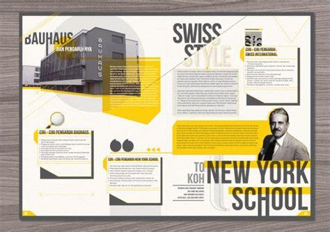 kontras newsletter design cool design
