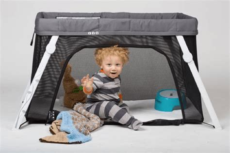 Lotus Travel Crib And Portable Baby Playard by Best Portable Baby Beds And Toddler Travel Beds