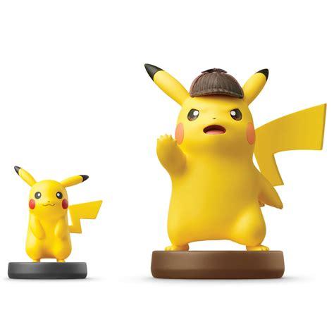 Murah Acc Amiibo Pikachu Smash Bros Series detective pikachu amiibo nintendo official uk store