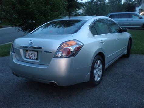 car nissan altima 2009 picture of 2008 nissan altima 2 5 exterior and