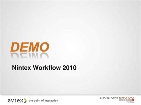 nintex workflow questions sharepoint workflows sharepoint saturday cities
