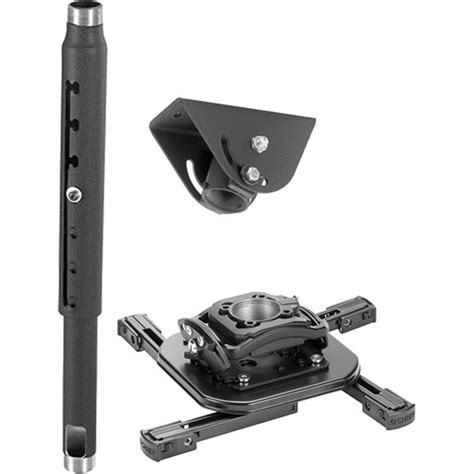 Chief Universal Ceiling Mount - chief projector ceiling mount kit with universal kitma0203 b h