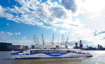 thames river groupon mbna gains naming rights to thames clippers as it aims to
