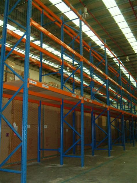 Racking Systems Melbourne by Second Pallet Racking Used Warehouse Racking In