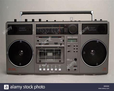 radio cassette recorder broadcast radio radio sets stereo radio cassette