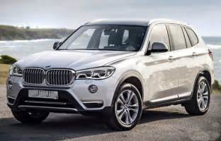 2018 bmw x3 g01 suv rendering reviews specs interior