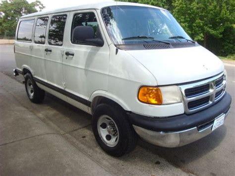find used 1998 dodge wagon 1500 8 passenger ca smog a c