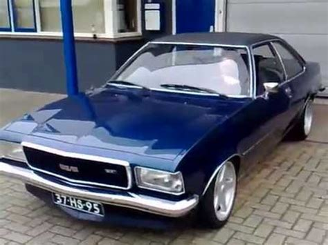 opel commodore b opel commodore b coup 233 3 0 youtube