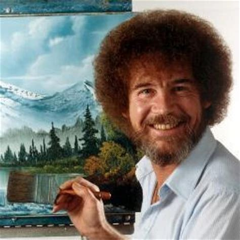 bob ross of painting years bob ross to become a permanent part of twitch tv broken