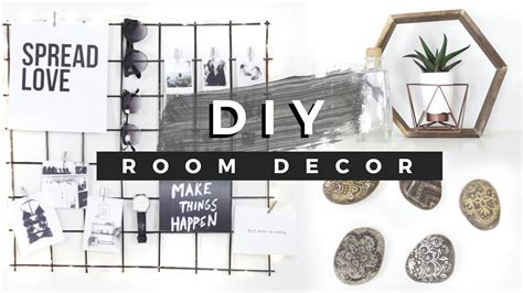 bedroom decor stores diy room decor tumblr inspired dollar store diys youtube