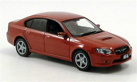 Diecast Subaru subaru legacy 3 5 gt 2003 j collection diecast model