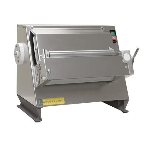 bench top dough sheeter asc300 quot flavia quot table top dough sheeter arcobaleno