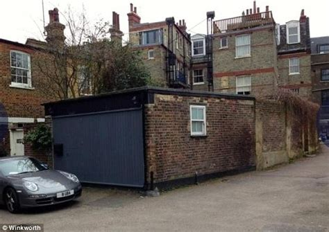 One Car Garage With Apartment former garage in north london on sale for 163 250k and