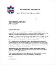 Student Letter Of Recommendation Template Letter Of Recommendation For Student 13 Download Free