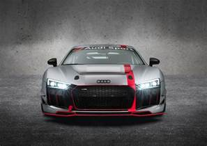 new audi r8 lms gt4 race car is one serious looker roadshow