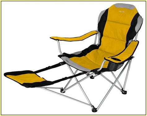 Canopy Chair With Footrest by Folding Chairs With Canopy And Footrest Fabulous The