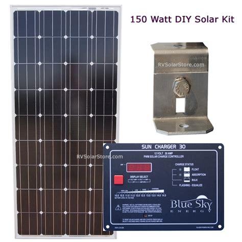 150 watt solar panel kit 28 images 150 watt pv logic