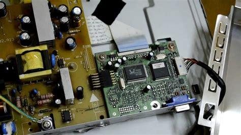 Repair Lcd Monitor repair the lcd monitor benq