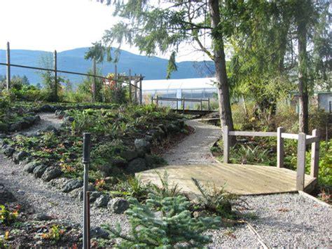 habitat garden photo gallery horticulture viu
