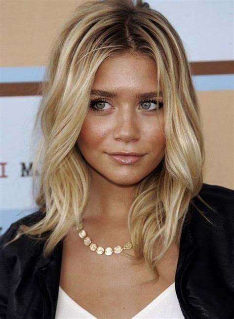 shoulder length hairstyles cute hairstyles medium length fade haircut