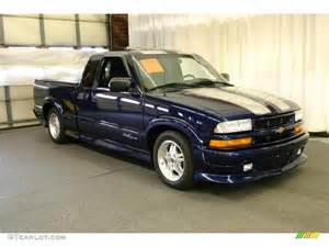 2003 indigo blue metallic chevrolet s10 xtreme extended