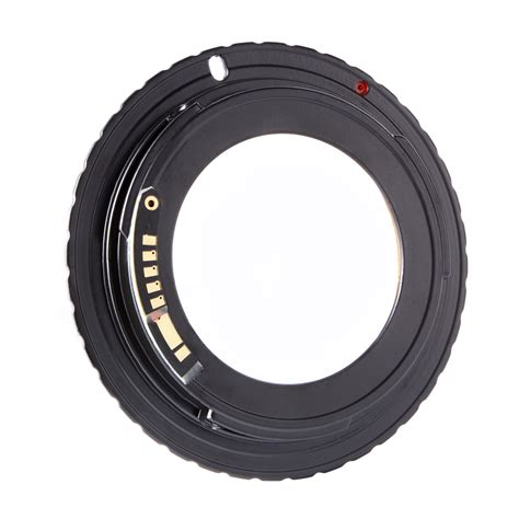Af Confirm M42 To Canon Eos programmable af confirm adapter ring for m42 lens to canon eos ef dc743