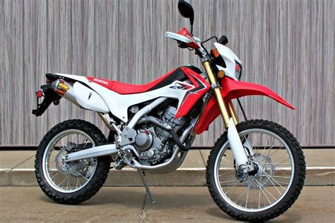 2013 honda crf250l price tags page 1 usa new and used erie motorcycles prices and