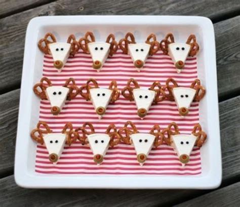 22 amazing ideas for christmas food decoration elena