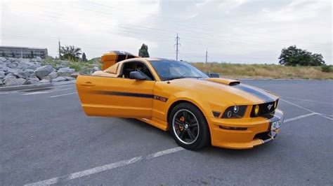 fast and the furious mustang ford mustang gt cs fast and furious 8 fast 8