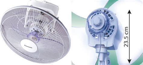 panasonic f eq 405 auto fan jual panasonic auto fan f eq 405 kipas angin