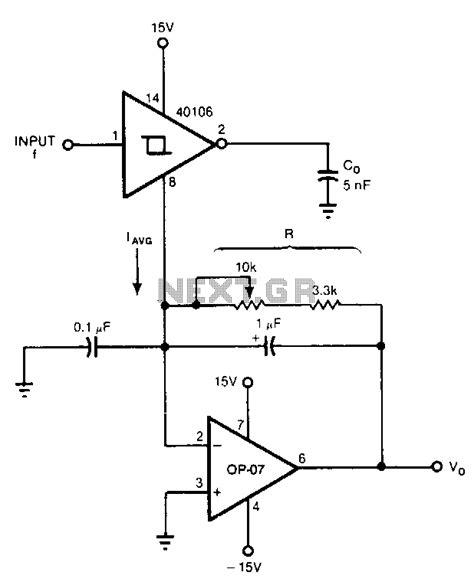 resistor voltage to current converter gt converters gt frequency to voltage gt frequency to voltage converter l13326 next gr